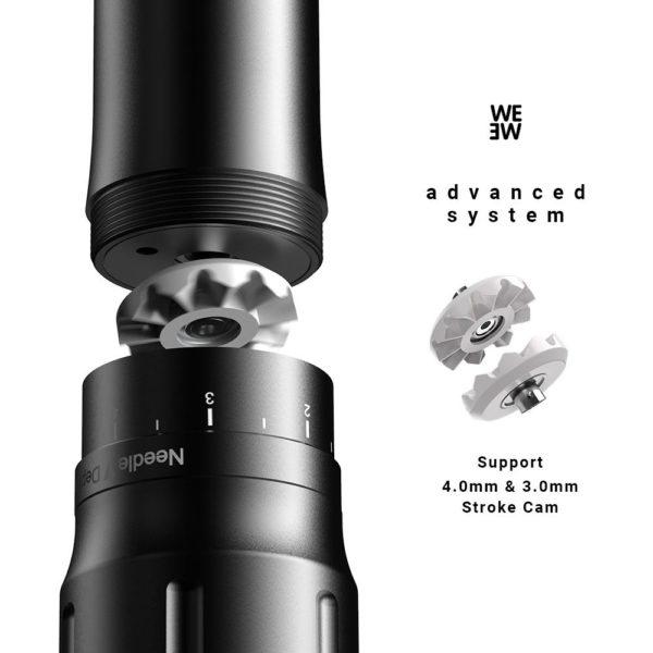 CNC X WE Wireless Tattoo Pen Kit