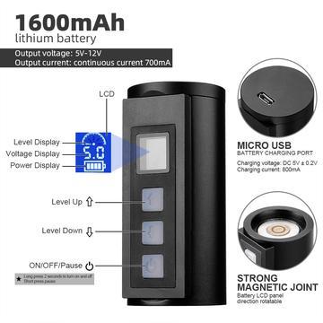 EM139 wireless tattoo gun battery