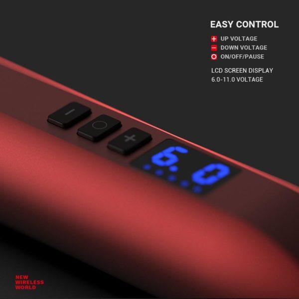RHEIN EM145 wireless tattoo pen accessories