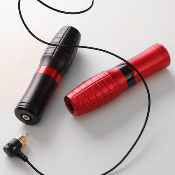RHEIN RED TATTOO PEN Grenade Rotary Tattoo Pen EM153