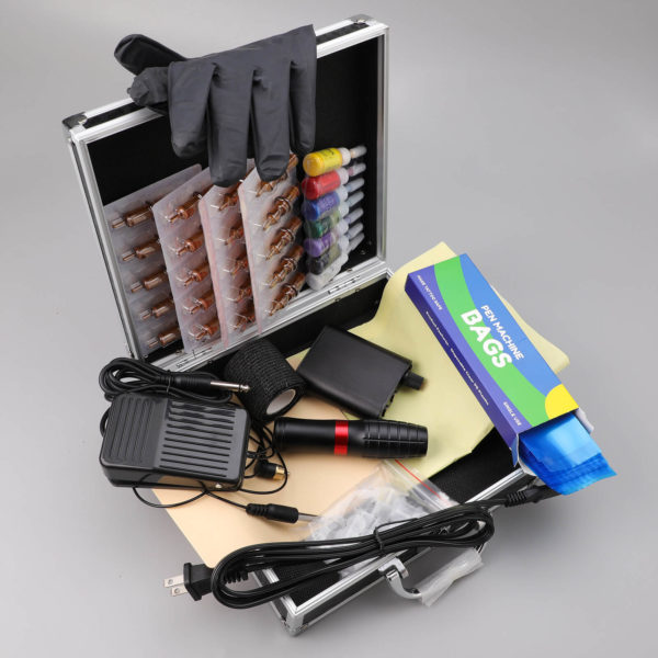 RHEIN R1 tattoo machine kit for starters