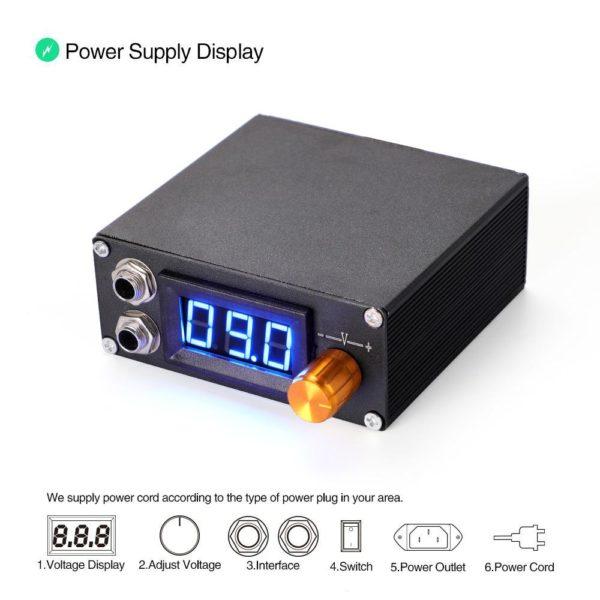 power supply for rotary tattoo mchine