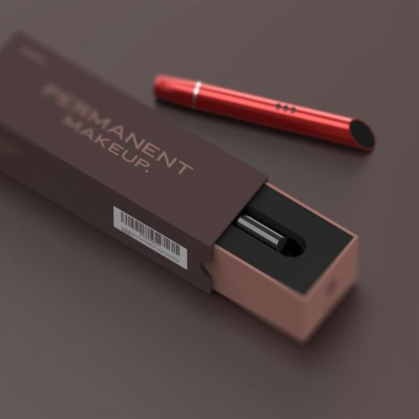 RHEIN em162 red Wireless Permanent Makeup