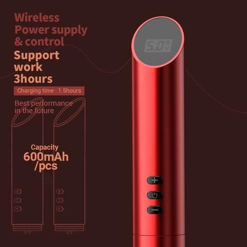 RHEIN Wireless Permanent Makeup machine em162 red