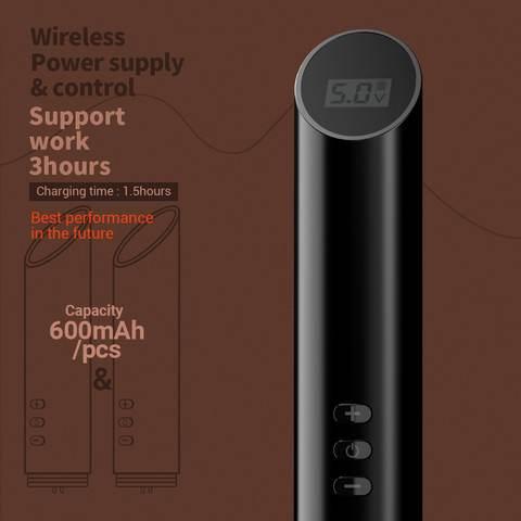 RHEIN Wireless Permanent Makeup machine em162 black